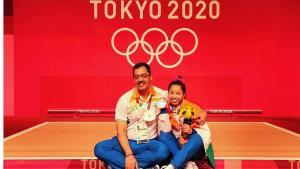 Vijay Sharma, son of the soil, Coach of Olympic S...