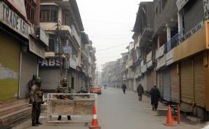 Separatist shutdown paralyses life in Kashmir Val...