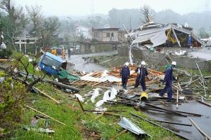 Typhoon Hagibis in Japan claims 67 lives