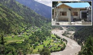 Villages along LoC finally connected with nationa...