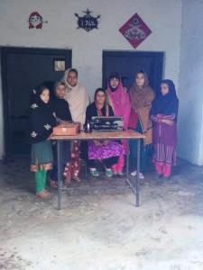 Upgrading of Women Empowerment Node at Samote by ...
