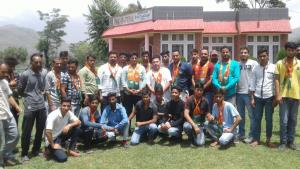 BJYM starts youth reach out programme