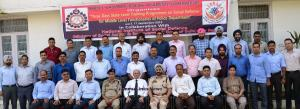 SKPA Udhampur conducts capacity building programm...