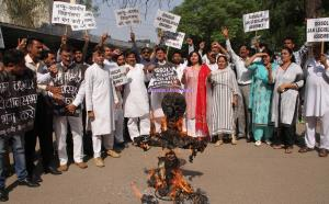 JKNPP stages protest to press for dissolution of ...