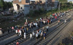 Amritsar tragedy was due to trespassing, not rail...