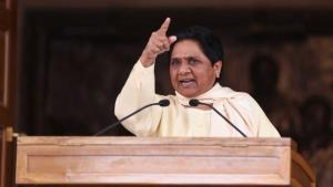 Mayawati questions Centre
