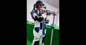 Ace shooter Aneesha remains 3rd in Khelo India tr...
