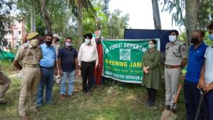UFD Jammu conducts plantation drive at Police Col...