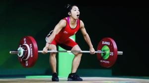 Mirabai wins gold at Commonwealth Senior Weightli...