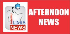 AFTERNOON NEWS