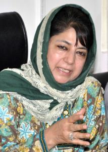 To boost tourism, Mehbooba Mufti seeks flights