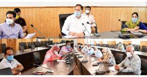 DC Ganderbal calls for strict adherence of Covid ...