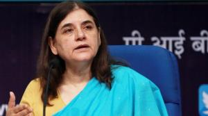 Maneka Gandhi orders inspection into Missionaries...