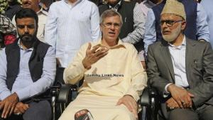 Omar for fresh elections in J&K