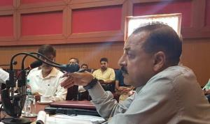 Cong didn't let Patel handle Kashmir: Dr Jitendra