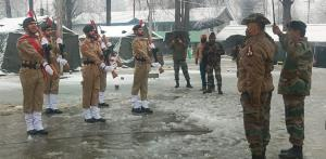 NCC organizes Annual Training Camp at Baramulla a...