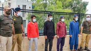 LeT terror financing network busted in Jammu, 6 h...