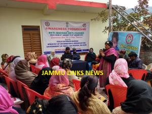 FOB organizes Awareness programme on 'Beti Bachao...