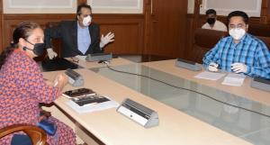 COVID -19 | Advisor Baseer Khan exhorts PRIs, dep...