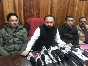 Ikkjut Jammu gives call of 'Chalo Rasana'
