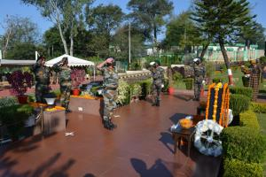 Northern Command celebrates Infantry Day at Udham...