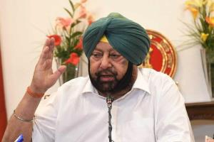Punjab CM dares SAD to quit NDA alliance at Centre