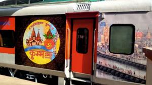 Railways to run 800 special trains for Kumbh Mela...