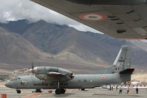 IAF airlifts 187 stranded passengers to and fro K...