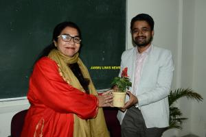 JU organises workshop on Time Series Econometrics