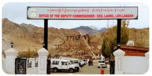 LAHDC Leh members' to take oath on Oct 31