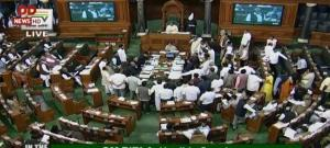 Adjournment motion notice in LS over JNU issue, l...