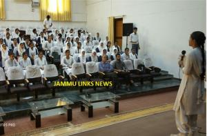 Bhaderwah Campus JU organizes guest lecture