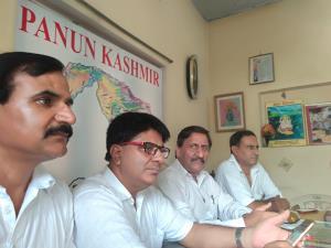 Panun Kashmir takes dig at Kashmir centric partie...