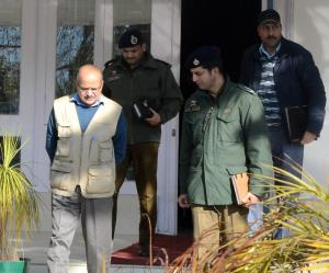 CS visits Poonch, Rajouri to review preparations ...