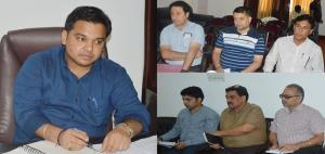 DDC Udhampur holds meeting regarding launch of me...