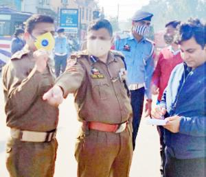SSP Traffic conducts tour of highly busiest areas