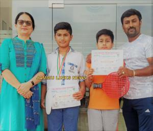 JSS Students outshines in North India Speedball C...