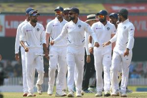 India beat South Africa by an innings and 202 run...