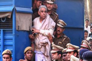 Self-Styled godman Rampal sentenced to life impri...