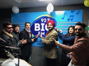 92.7 Big FM re-launches, repositions itself with ...