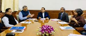 Dr Jitendra Singh highlights major DoPT achieveme...