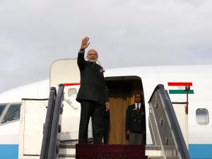 PM Modi to kick off 3-nation tour to strengthen t...