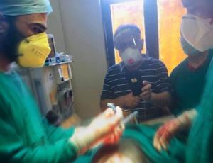 DH Kishtwar conducts maiden abdominal surgery inv...