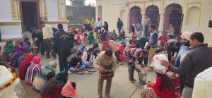 Army, Dharmarth Trust organise Yagya at village S...