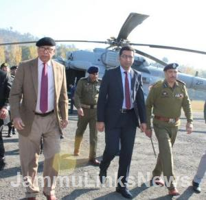 Vohra visits Rajouri, briefed about management of...