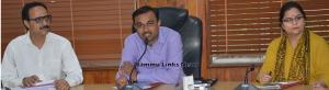 DC Jammu holds discussion with representatives of...