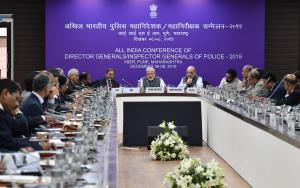 Modi, Shah, Doval attend All India Conference of ...