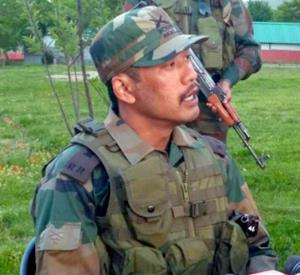 Major Gogoi shifted out of his unit,