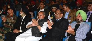 Governor pays tribute to Armed Forces on occasion...