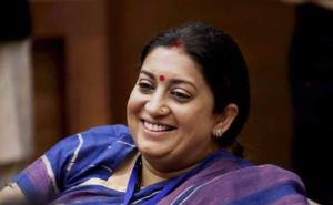 'New morning, new determination': Smriti Irani af...